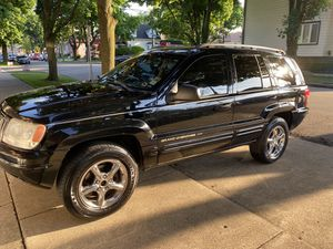 2003 Jeep grand Cherokee Limited 4x4 v8 4.7 L Hi output for Sale in Chicago, IL