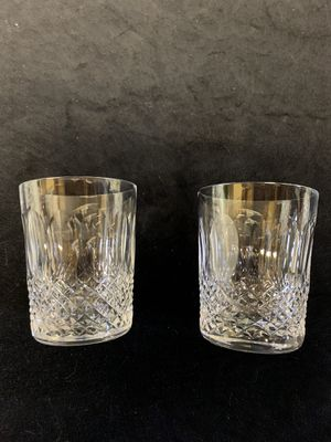 Waterford Crystal Colleen DOF Glasses for Sale in San Clemente, CA