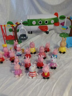 Huge Peppa Airplane Lot for Sale in Huttonsville,  WV