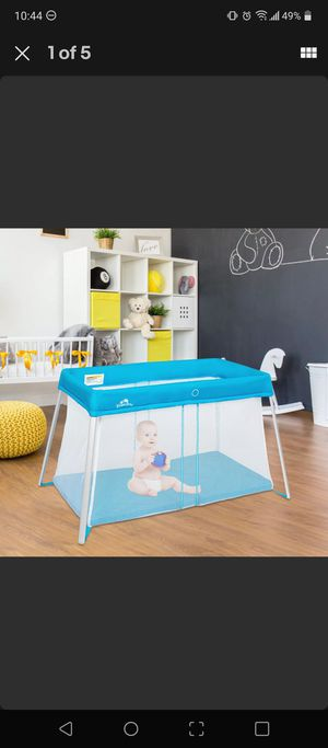 Portable Baby Playpen for Sale in Etna, OH