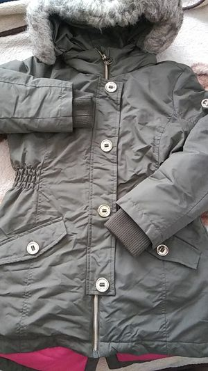 Michael Kors Parka Jacket Size 10-12 for Sale in Lithia Springs, GA