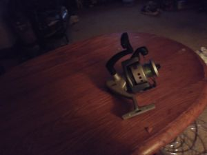 Bass fishing reel for Sale in Cleveland, OH