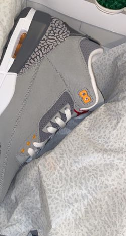 Air Jordan Cool Grey 3s Size 10 DS (Brand New) for Sale in Seattle,  WA