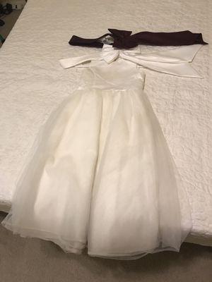 Flower girl wedding dress for Sale in Round Rock, TX