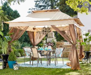 Pop Up Canopy Sun Shade Gazebo Top Patio Grill Cover Party Bbq Site for Sale in Henderson, NV