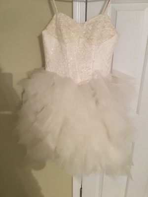 Prom/wedding dress for Sale in Lawrenceville, GA