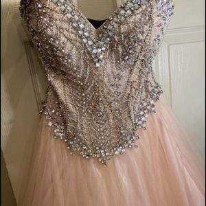 Terani Couture Dress// Prom, Pageant, Bridal for Sale in Atlanta, GA