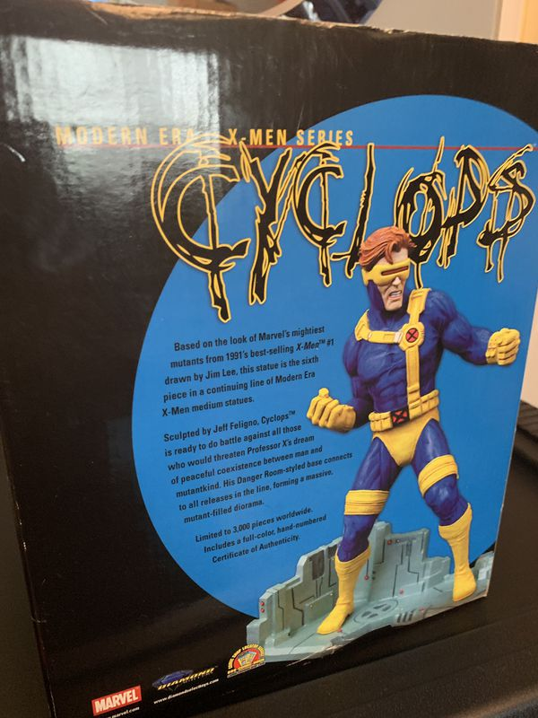 Collectible cyclops new In box 📦
