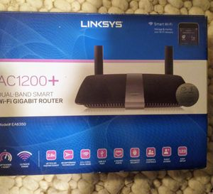 Linksys Ac 1200 router for Sale in Portland, OR