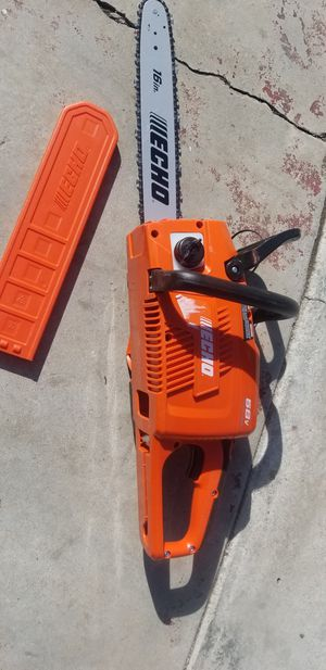 """ECHO 16"""" CORDLESS CHAINSAW for Sale in Los Angeles, CA"""