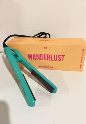 PYT Wanderlust Mini Hair Straightener for Sale in Dublin, OH