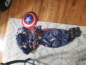 Captain America costume for Sale in Warren Park, IN