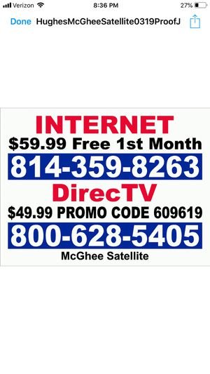 Internet anywhere for Sale in Port Matilda, PA