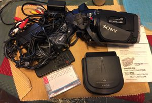 Sony Camcorder for Sale in Oakland, CA