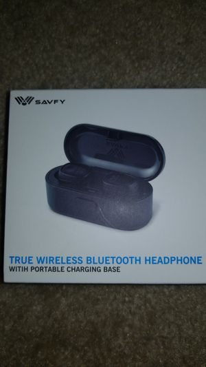 Headphone bluetooth for Sale in Durham, NC