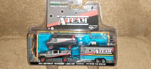 Greenlight 15 Chevrolet Silverado and 83 gmc vandura, enclosed trailer for Sale in Bunnell, FL