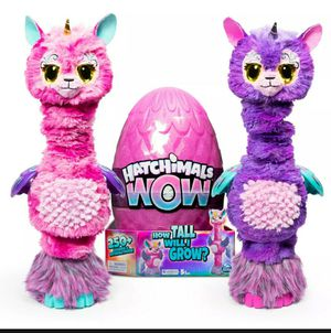 NEW Hatchimal WOW for Sale in Palm Harbor, FL
