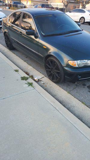 03 BMW 330xi $3000 trades for Sale in Hemet, CA