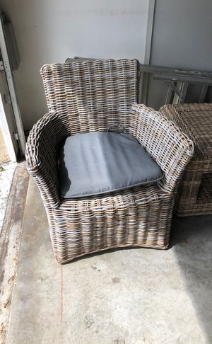 Rattan Patio Outdoor Furniture for Sale in Margate, FL
