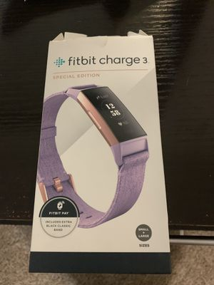 FITBIT CHARGE 3 for Sale in Pompano Beach, FL