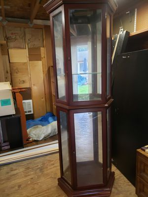 Curio Cabinet for Sale in Renton, WA