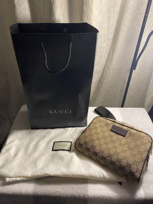Gucci Monogram Belt Bag for Sale in Los Angeles, CA