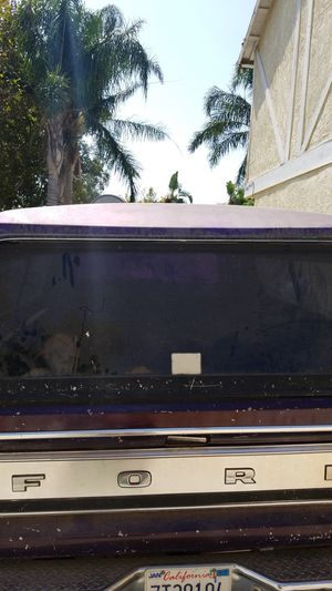 84 camper shell need gone today pick up will need big trailer for Sale in Fontana, CA