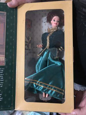 Special Hallmark limited edition Barbie for Sale in Lakeland, FL