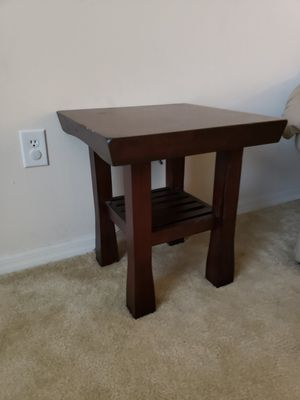 Console and (2) end tables for Sale in Kissimmee, FL