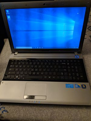 SAMSUNG Laptop NP-RV511-A01 Intel Core i3 2.53 GHz 4GB RAM 320GB HDD for Sale in Fairfax, VA