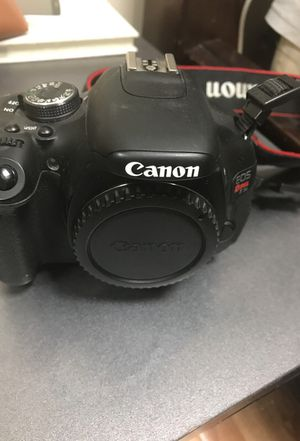 Canon Camera T3i for Sale in New York, NY