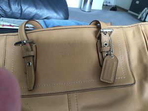 BRAND NEW COACH TOTE BAG ONLY $58. for Sale in Wood Dale, IL