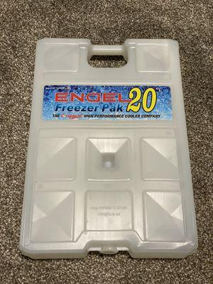 Engel Coolers 20F Degree Freezer Pak, 5 Lb, White, Large-7 for Sale in Las Vegas, NV