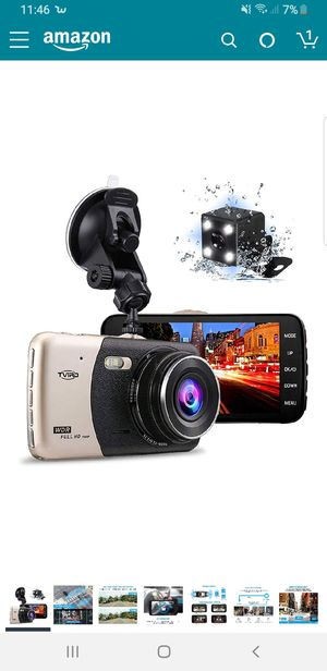 TVird 1080P Dash Camera for Sale in Union City, CA
