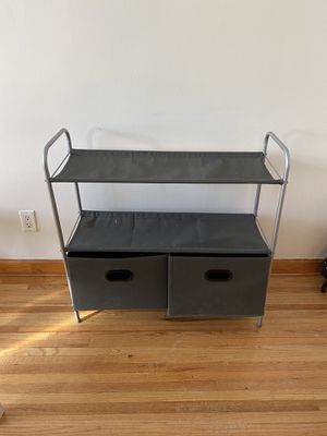 Closet Storage Organizer with Bins and Shelving for Sale in Queens, NY