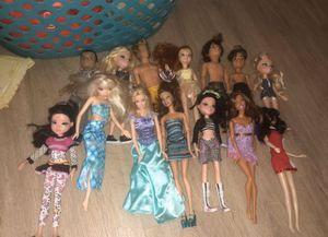 Bratz Doll Barbies Moxie Girls Disney Princess Dolls for Sale in Miami, FL