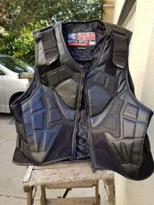 Motorcycle riders, spine protecting vest for Sale in Los Angeles, CA