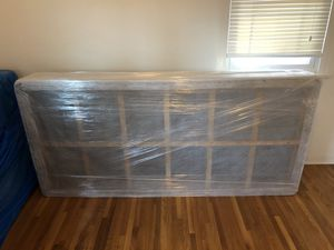 Free Boxsprings - King Bed for Sale in San Diego, CA
