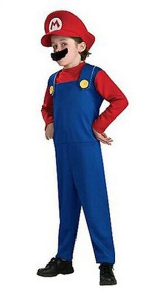 Super Mario Halloween Costume / Party Cosplay / Children Christmas for Sale in Aiea, HI