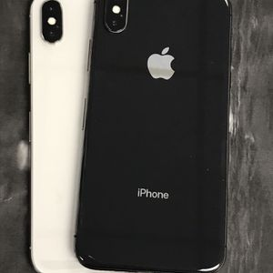 IPhone X 256gb Unlocked Each Phone for Sale in Malden, MA