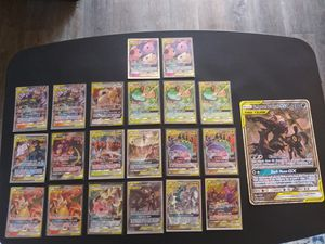 20 Pokemon GX Tag Team Lot for Sale in Kent, WA