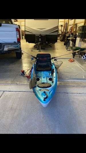 Pelican Premium 2020 Sit on Top Fishing Kayak for Sale in Canyon, TX