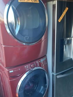 Kenmore Washer And Gas Dryer Works Fine for Sale in Los Angeles,  CA
