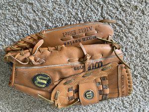 Wilson's left handed baseball glove⚾️🥎 for Sale in Stow, OH