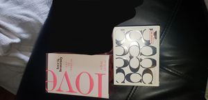 BRAND NEW Victoria Secret and Coach perfume $20 each for Sale in Aurora, CO