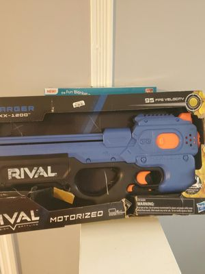 Rival Nerf gun for Sale in Lithonia, GA