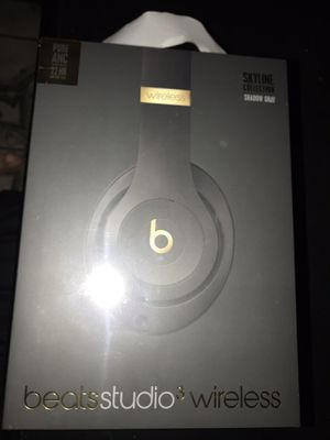 Beats studio 3 wireless for Sale in San Bernardino, CA