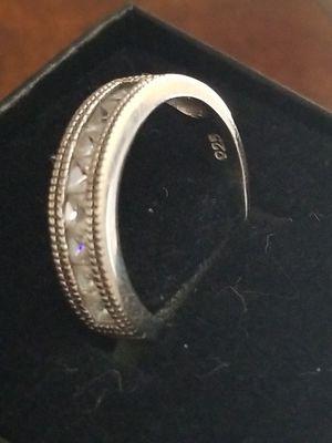 Sterling silver 925 Ring Cz for Sale in Staunton, VA