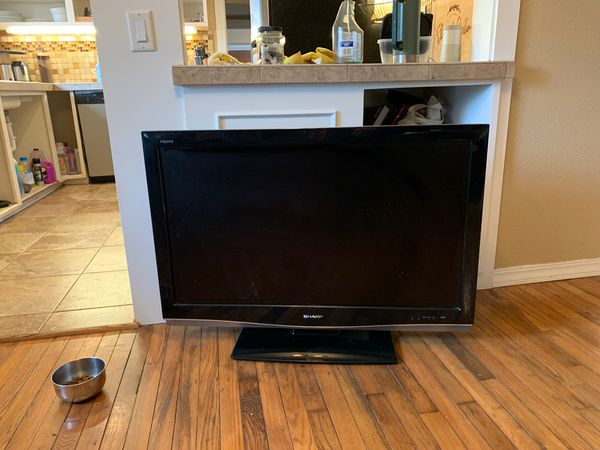 """Free 42"""" LCD Sharp TV (pending pick up with two others in line)"""