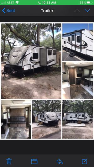 2019 Keystone Passport 199ML travel trailer/camper for Sale in Zephyrhills, FL